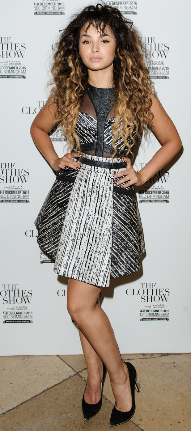 Ella Eyre at the Clothes Show Re-Launch in London 3rd July 2015