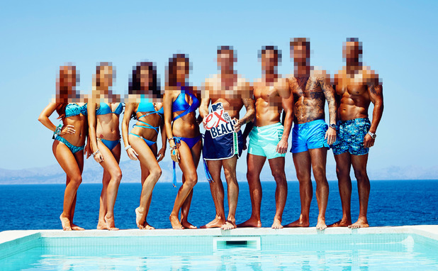 Ex On The Beach series three cast photo, MTV 30 June
