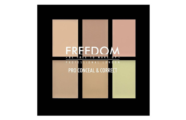 Freedom Pro Conceal Palette £5, Freedom Make-up 10th June 2015