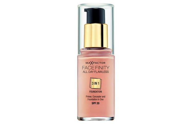 Maybelline All-Day Flawless Foundation £12.99 29th June 2015