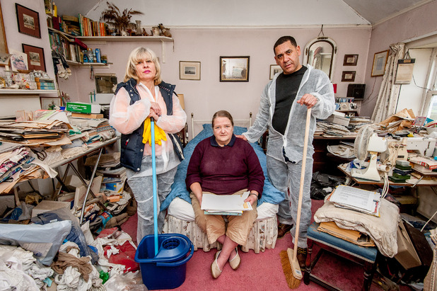 Obsessive Compulsive Cleaners: Country House Rescue, Tue 30 Jun