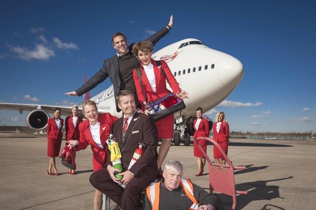 Virgin Atlantic: Up In The Air, ITV, Tue 7 Jul