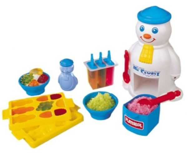 Mr Frosty, Childhood toys from the 90s