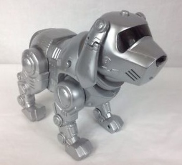 Tekno Robotic Dog, Childhood toys from the 90s