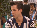 Mark Ronson on ITV's This Morning 1 July 2015