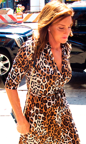 Caitlyn Jenner in NYC 30 June 2015