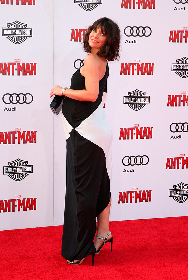 Evangeline Lilly, Walt Disney presents the premiere of 'ANT-MAN' 29 June 2015
