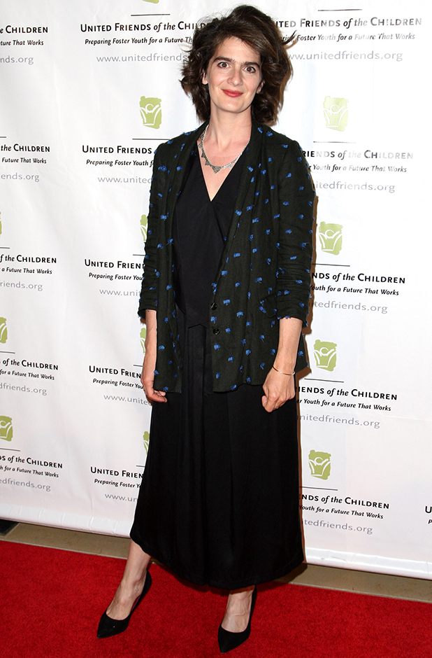 Gaby Hoffmann attends the United Friends of the Children's 12th annual Brass Ring Awards dinner at The Beverly Hilton Hotel on June 2, 2015 in Beverly Hills, California. (Photo by Tommaso Boddi/WireImage)