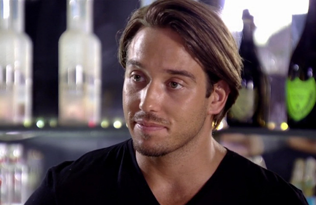 TOWIE episode aired 28 June: Lockie
