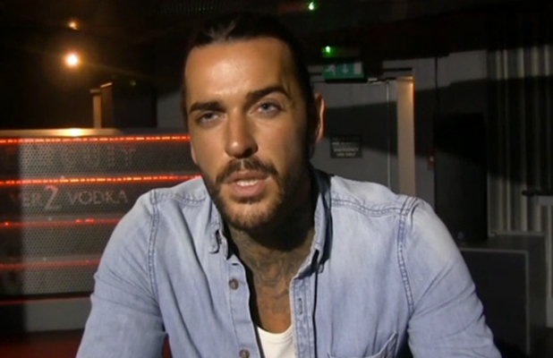 Pete Wicks talks to the official TOWIE website, 1 July 2015