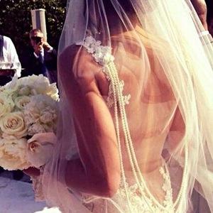 Luisa Zissman shares bridal photo, Instagram 8 July