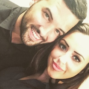 Ricky Rayment and Marnie Simpson selfie 5 July