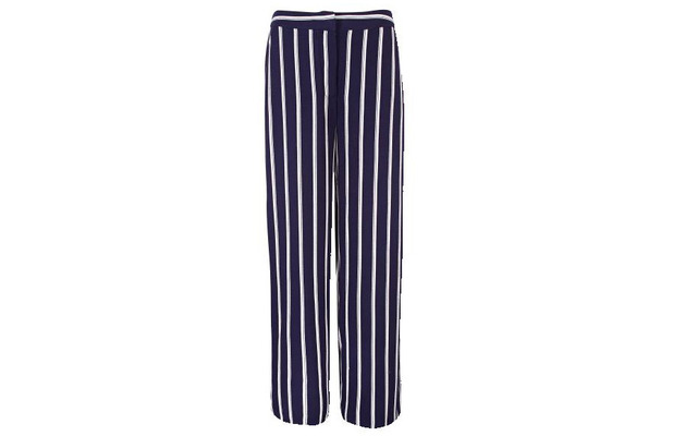 Gok Wan for TU at Sainsbury's Summer Collection Striped Trousers £30 7th July 2015