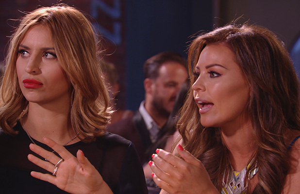 TOWIE episode to air 12 July Jess cries after encountering Dan and Lauren on a date