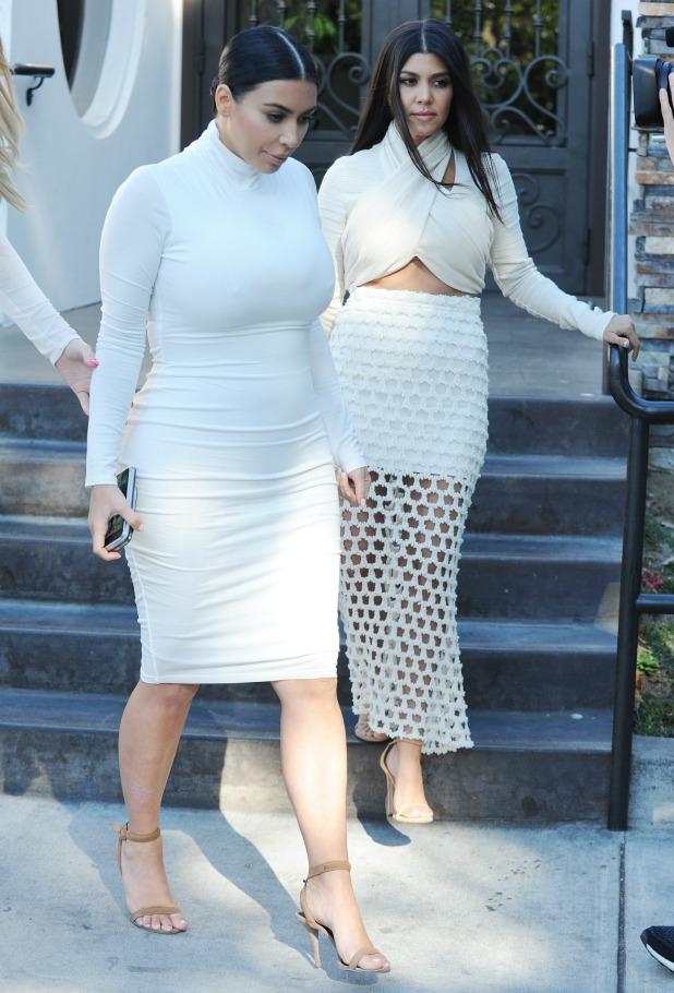 Kourtney Kardashian 7 Jul 2015