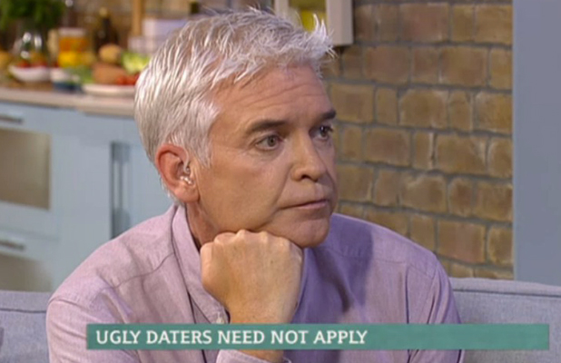 Phillip Schofield on ITV's This Morning 7 July 2015