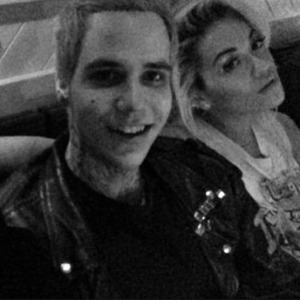 Rita Ora and Ricky Hil pictured before split.