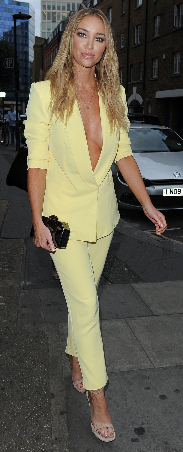 TOWIE's Lauren Pope at the In The Style Summer Party 17th July 2015