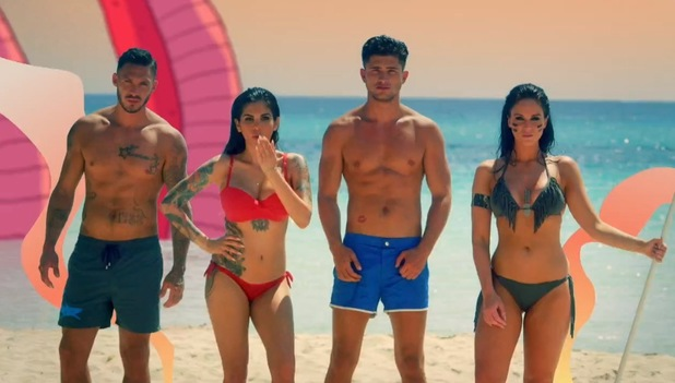 Ex On The Beach trailer: Vicky Pattison, Jordan Davies, Cami Li, Kirk Norcross 14 July