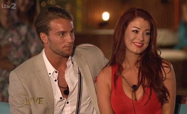 Jess Hayes and Max Morley win Love Island 15 July