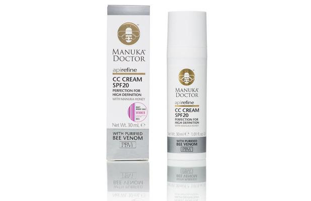 Manuka Doctor CC Cream £19.98, 13th July 2015