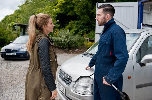 Emmerdale, Debbie confronts Ross, Fri 17 Jul
