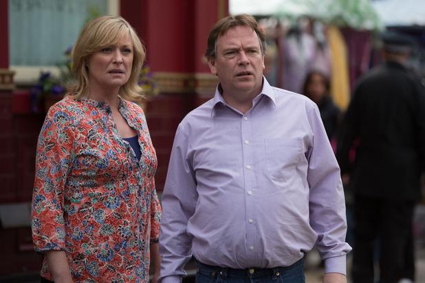 EastEnders, Jane and Ian are stunned, Fri 17 Jul