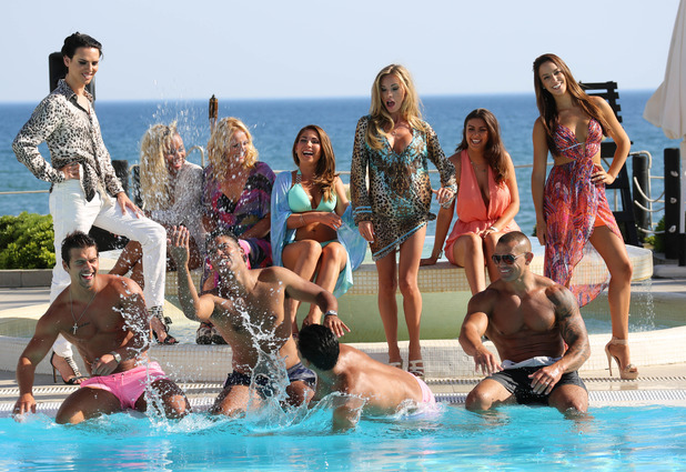 Life On Marbs cast photo. July 2015.