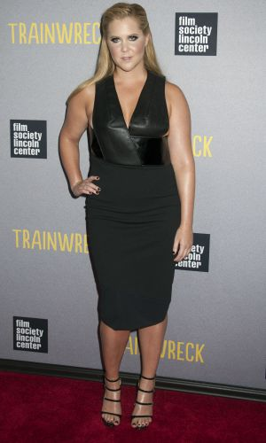Amy Schumer, World Premiere of Trainwreck 14 July 2015