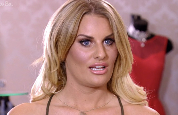 Danielle talks to Verity on TOWIE 15 July 2015