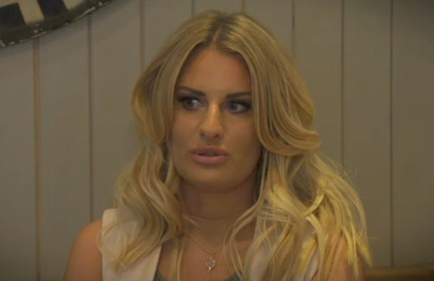 Danielle Armstrong talks to TOWIE official website July 2015