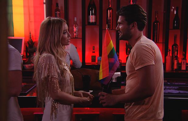 TOWIE episode to air 15 July 2015 Lauren talks to Dan