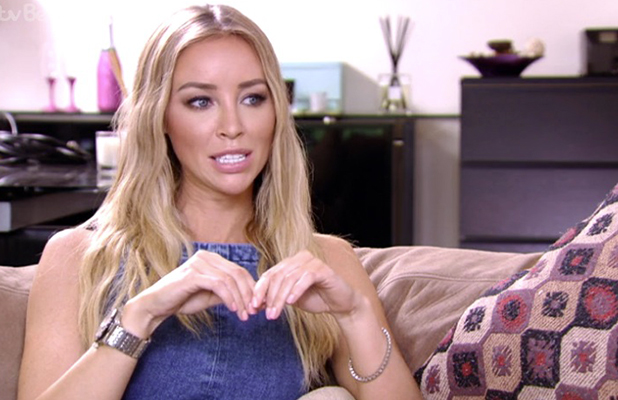 TOWIE episode aired 12 July 2015 Lauren talks to Mario