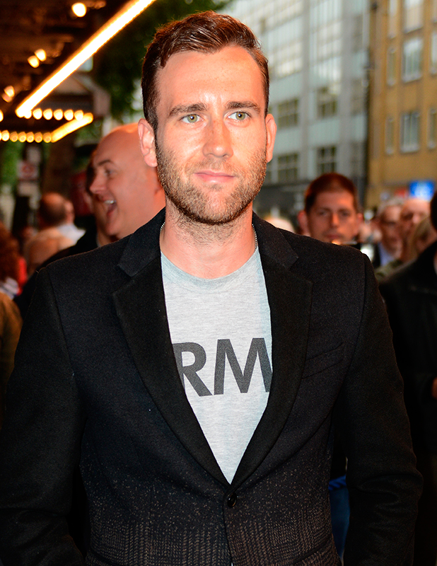 The Mentalists' at Wyndham's Theatre, 13 July 2015 Matthew Lewis