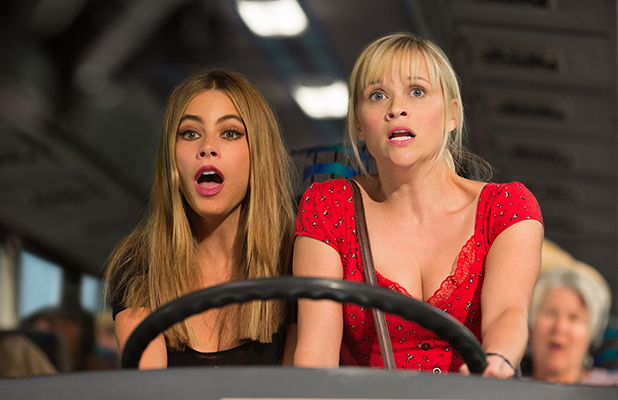 Hot Pursuit starring Sofia Vergara and Reese Witherspoon Film still