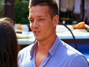 Life On Marbs: Felicity Faye Kidd and Mark Foster have a disagreement - 22 July 2015.