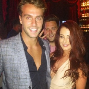 Love Island Wrap Party - Max Morley and Jess Hayes 23 July