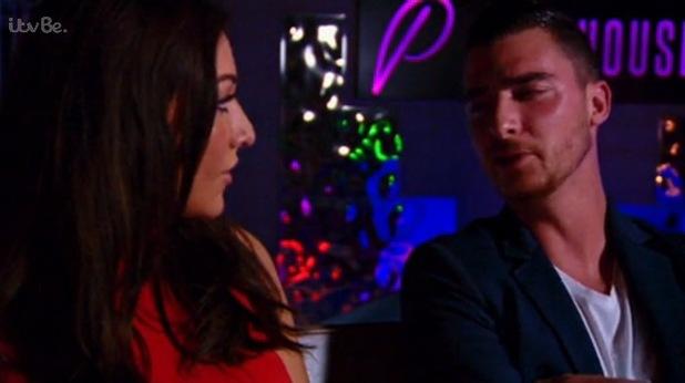 Life On Marbs star Josh talks to Jordan - 22 July 2015.