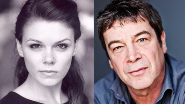 Coronation Street producers cast the Connor clan - Kate and Johnny. 20 July 2015.