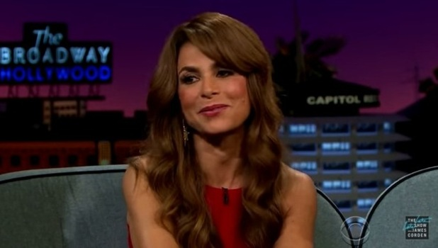 Paula Abdul appearing on James Corden's The Late Late Show - 22 July 2015.