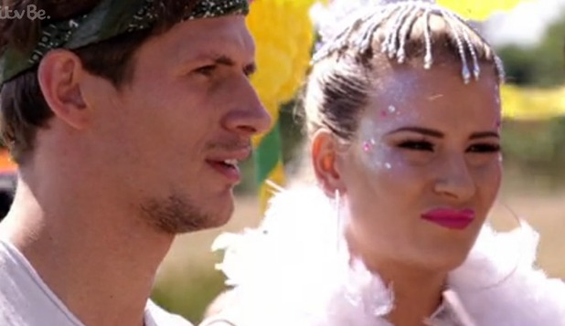 TOWIE's Chloe and Jake row on series finale 22 July 2015