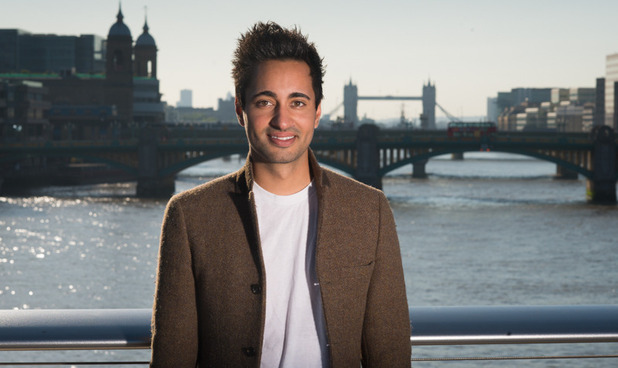 The Apprentice star Solomon Akhtar to appear on Desi Rascals - July 2015.
