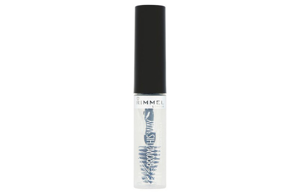 Rimmel Brow This Way Clear Brow Gel, £3.99 20th July 2015