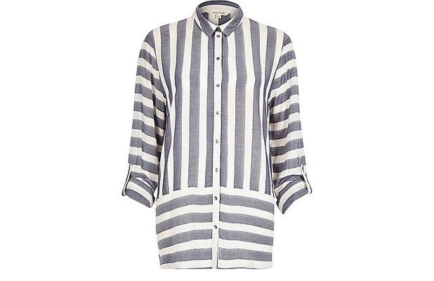 River Island Oversized Shirt £28, 21st July 2015