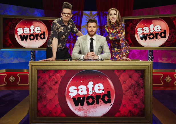 Safeword, Rick Edwards, Katherine Ryan, Thu 23 Jul