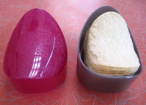 Pringle Pop Box