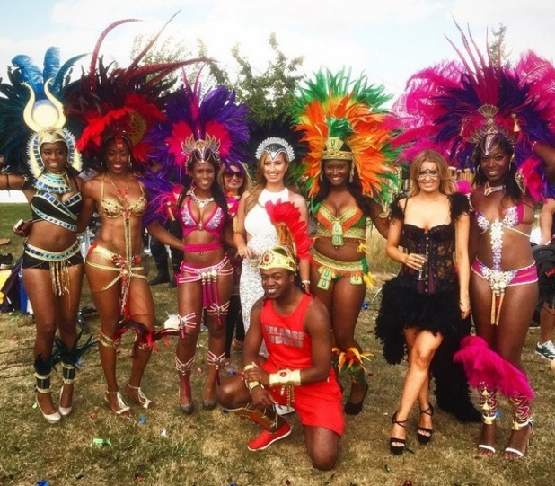 TOWIE: Carnival Fever