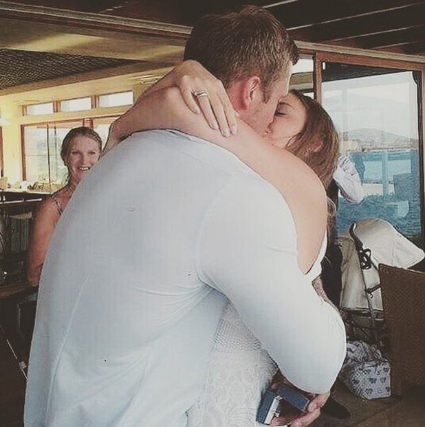 Jacqueline Jossa shares throwback to engagement with Dan Osborne, 20th July 2015
