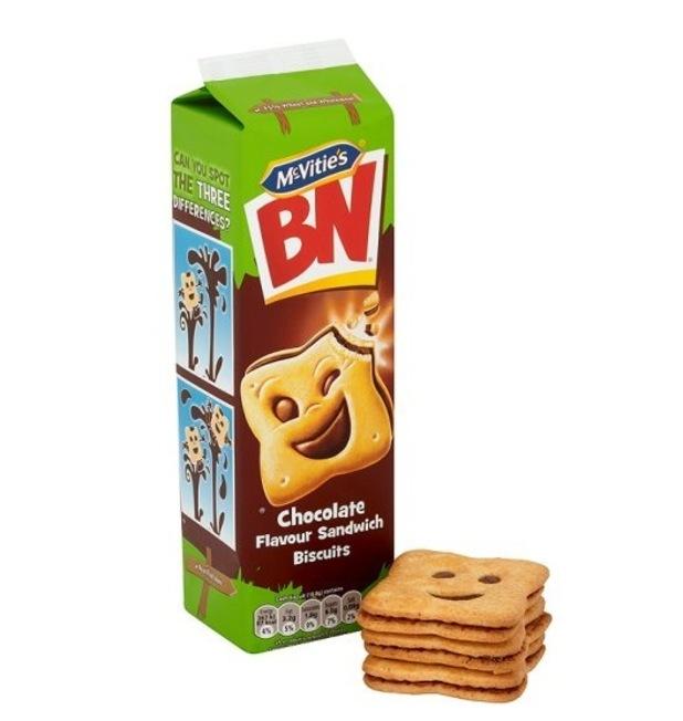 BN biscuits