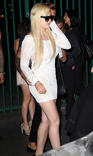 Amanda Bynes attends the Michael Costello and Style PR Capsule Collection launch party on July 23, 2015 in Los Angeles, California. (Photo by David Livingston/Getty Images)
